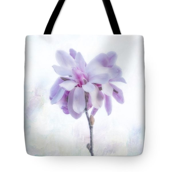 Tote Bag featuring the photograph Maggie by Elaine Teague