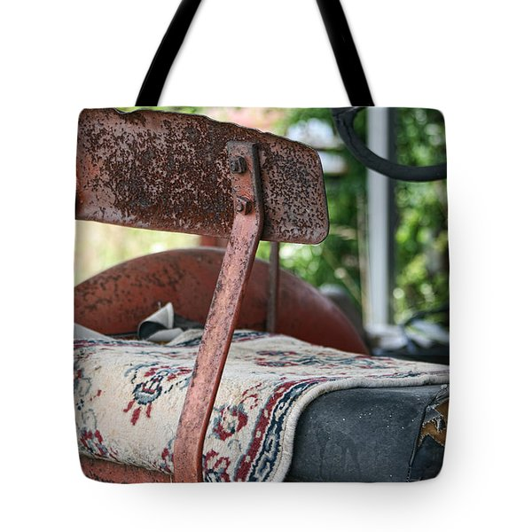 Magic Carpet Ride Southern Style Tote Bag by Kathy Clark