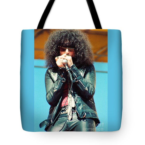 Magic Dick  From J Geils Band - Day On The Green July 4th 1979 Tote Bag