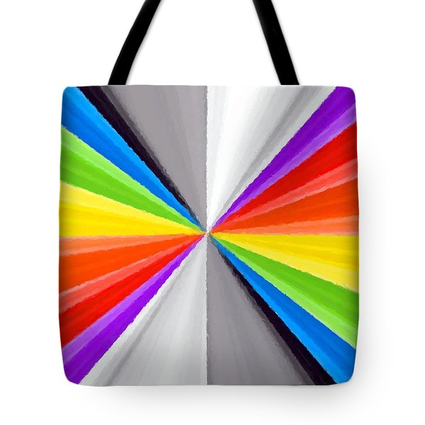 Magic Highway Tote Bag