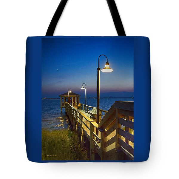 Magic Hour Tote Bag