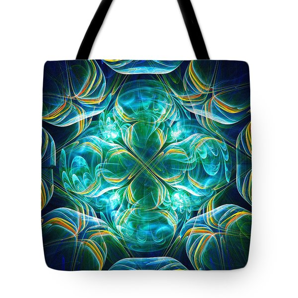 Magic Mark Tote Bag