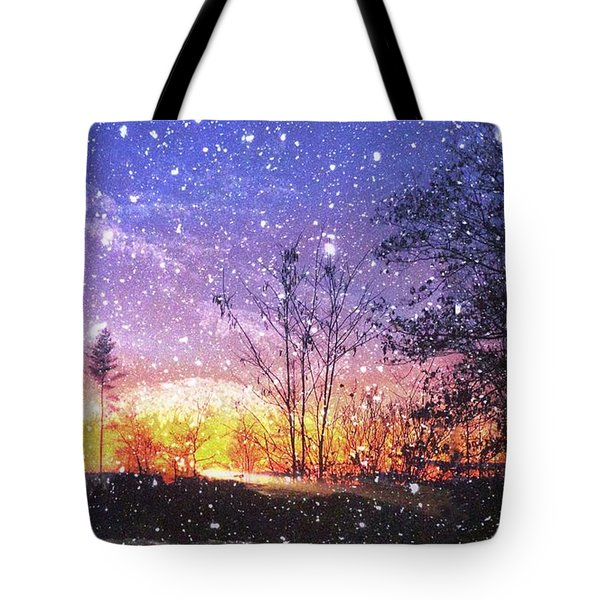Magic Of Maine Tote Bag