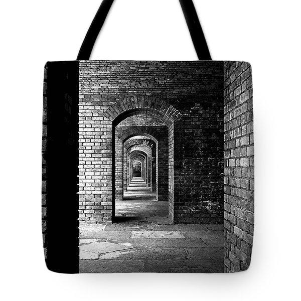 Magic Portal Tote Bag by Robert McCubbin