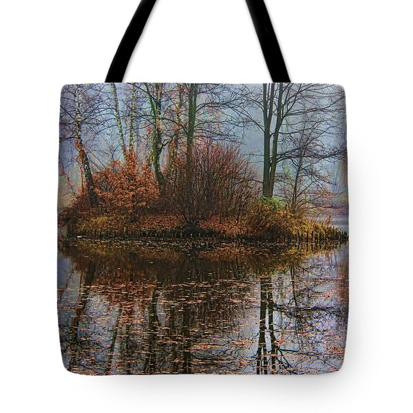 Magic Reflection Tote Bag