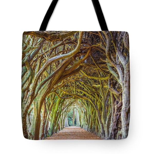 Magic Yew Tote Bag
