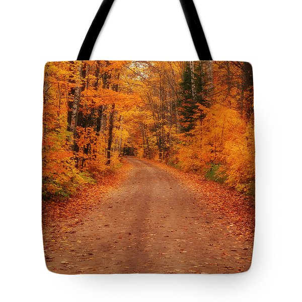 Magical Autumn Mystery Tote Bag