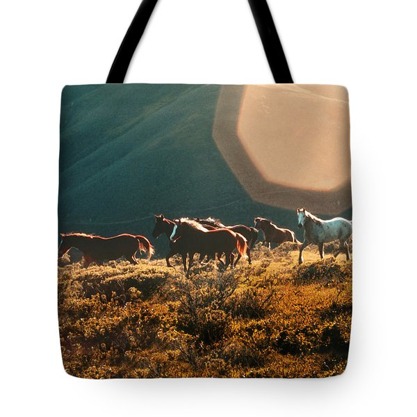 Magical Herd Tote Bag