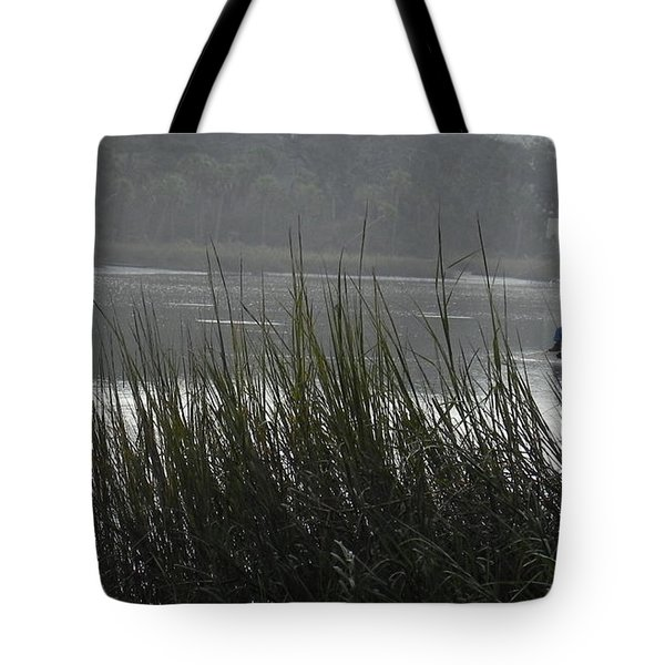 Magical Inlet Tote Bag by Patricia Greer