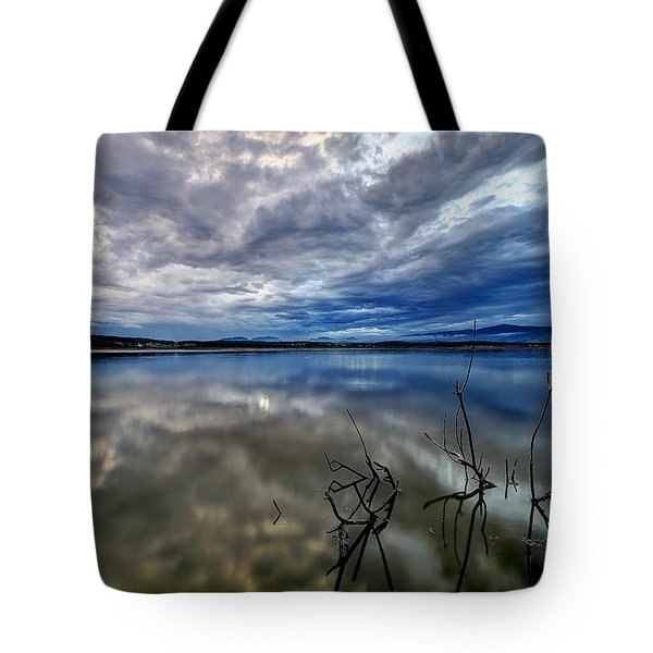 Magical Lake Tote Bag