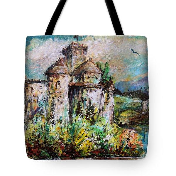 Magical Palace Tote Bag