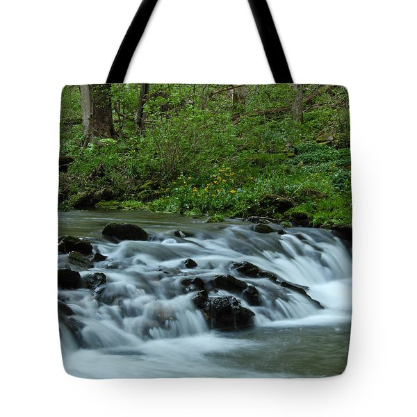 Magical River Tote Bag