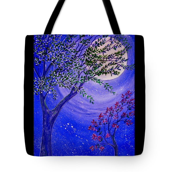 Magical Spring Tote Bag