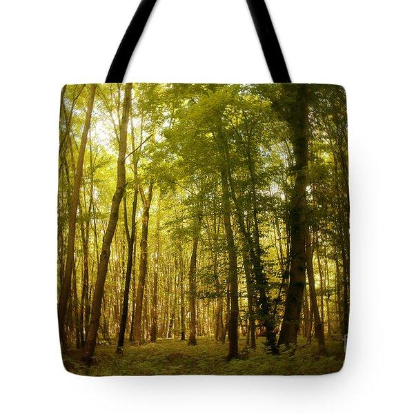 Magical Woodlands Tote Bag