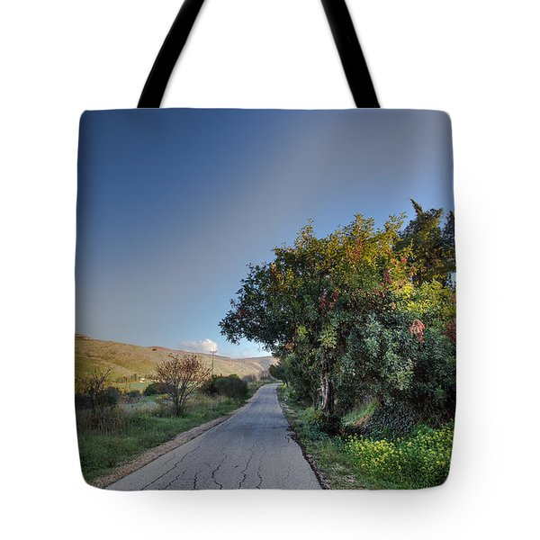 Magician Path Tote Bag
