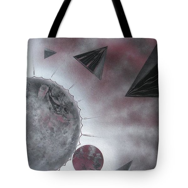 Magnetic Tote Bag