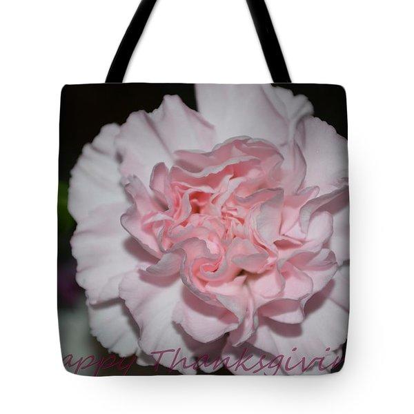 Magnetic Pink Tote Bag