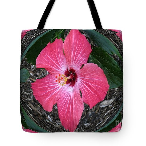 Magnificent Flower Tote Bag by Oksana Semenchenko