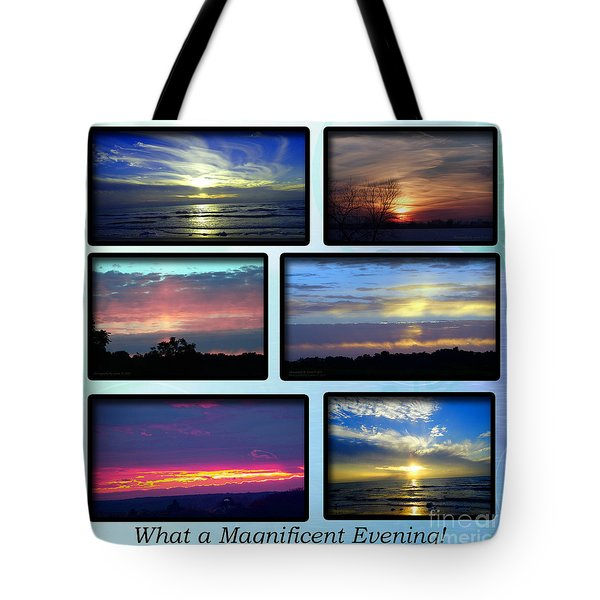 Magnificent Tote Bag