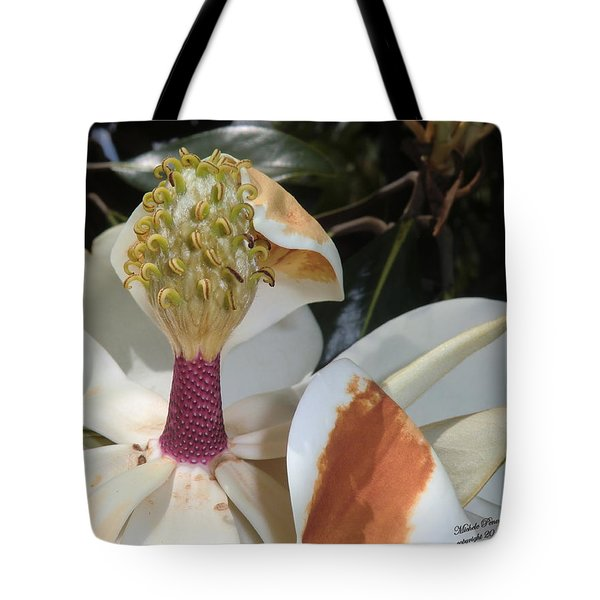 Magnolia Magnicence  Tote Bag
