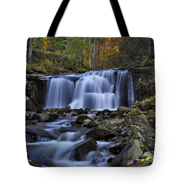 Magnificent Waterfall Tote Bag