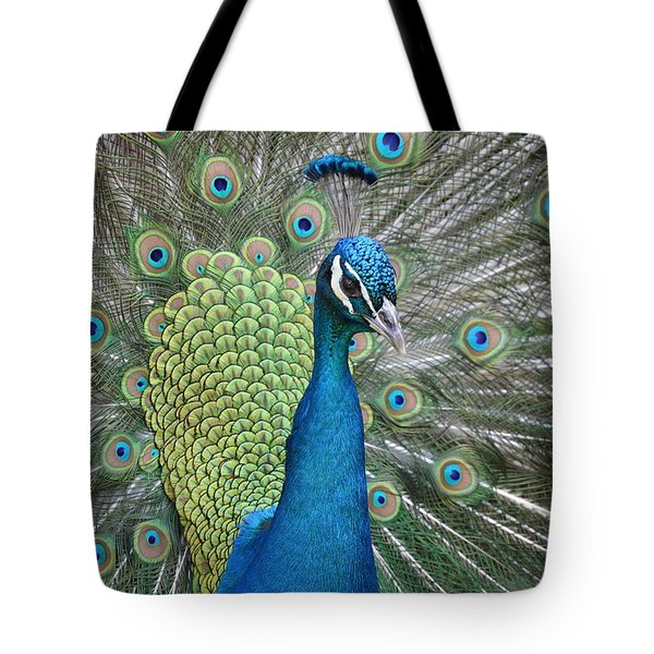 Tote Bag featuring the photograph Magnifique by Judith Morris