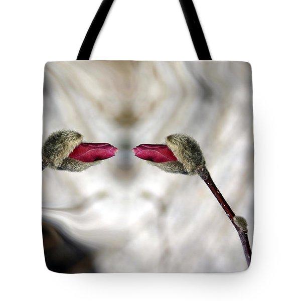 Magnolia Blossom Series 705  Tote Bag
