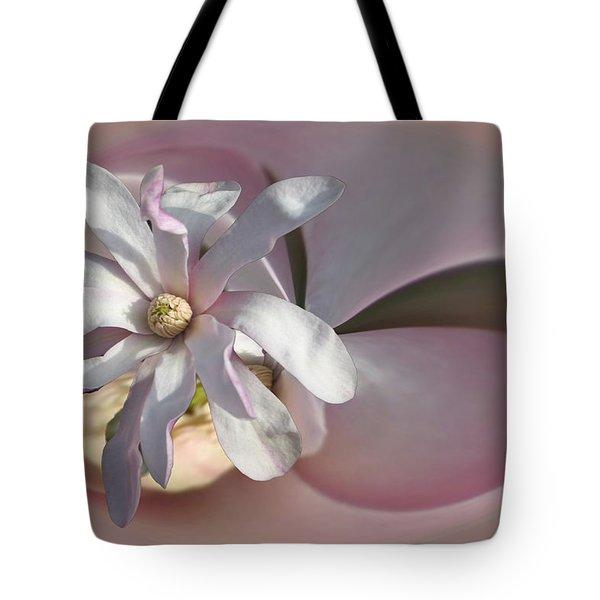 Magnolia Blossom Series 707 Tote Bag
