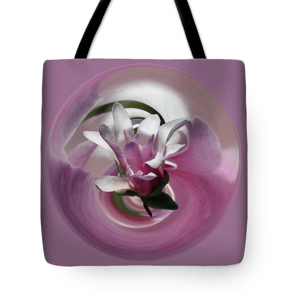Magnolia Blossom Series 708 Tote Bag