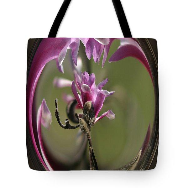 Magnolia Blossom Series 709 Tote Bag