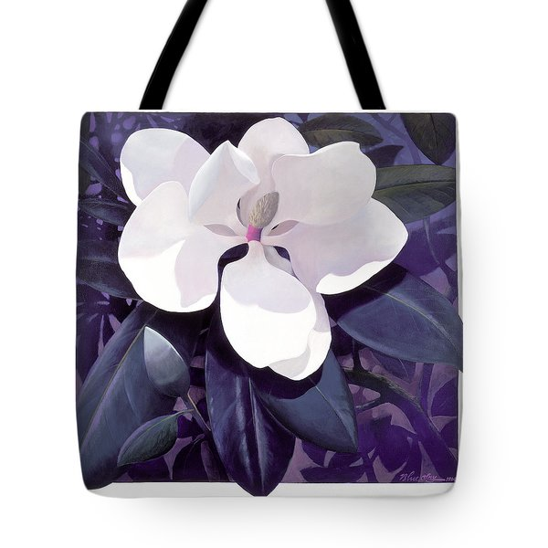 Magnolia Tote Bag by Blue Sky