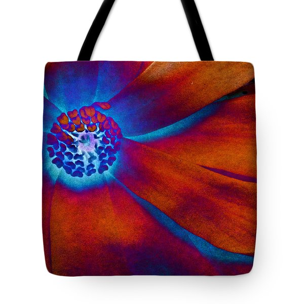 Tote Bag featuring the photograph Magnolia Electric by Susan Maxwell Schmidt