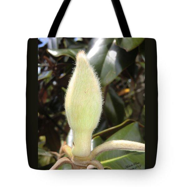 Magnolia - Essence Tote Bag