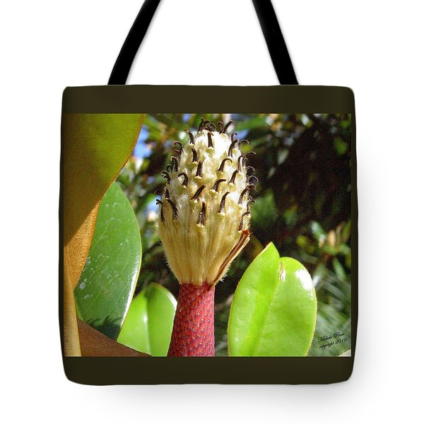 Magnolia Faith  Tote Bag