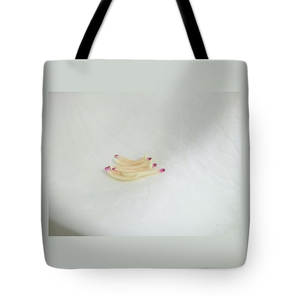 Magnolia Matches 2 Tote Bag
