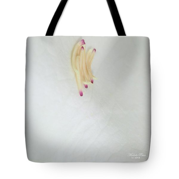 Magnolia Matches Tote Bag