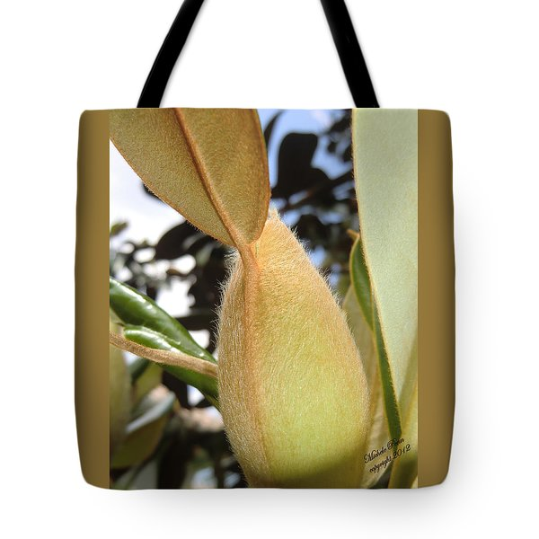 Magnolia Serenity - Signed Tote Bag