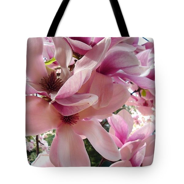 Magnolia  Tote Bag by Vickie G Buccini