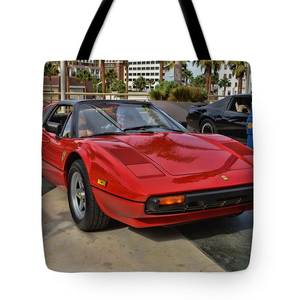 Magnum Pi Tote Bag by Tommy Anderson