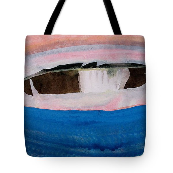 Magpie Original Painting Tote Bag