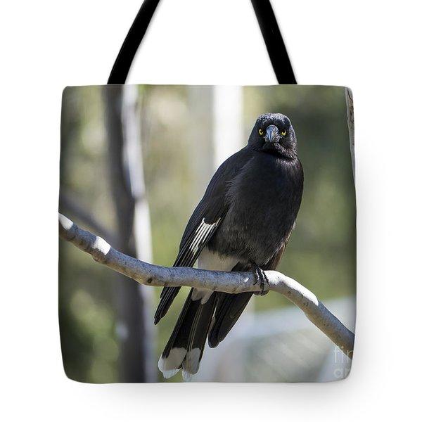 Magpie Tote Bag