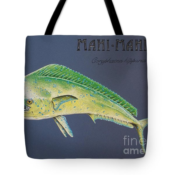 Mahi-mahi Tote Bag