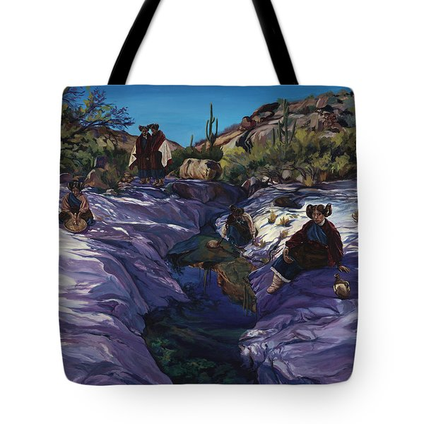 Maiden Pools Tote Bag
