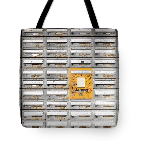 Mail Server Tote Bag