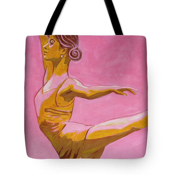 Main Stage V Tote Bag by Xueling Zou
