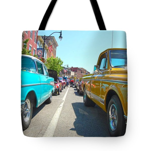 Main Street Classics Tote Bag