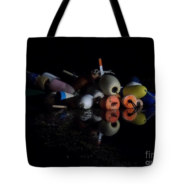 Maine After Dark Tote Bag