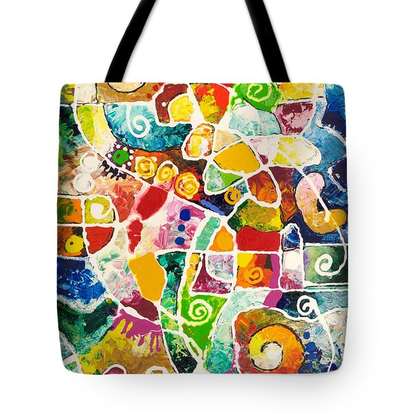 Maize Tote Bag