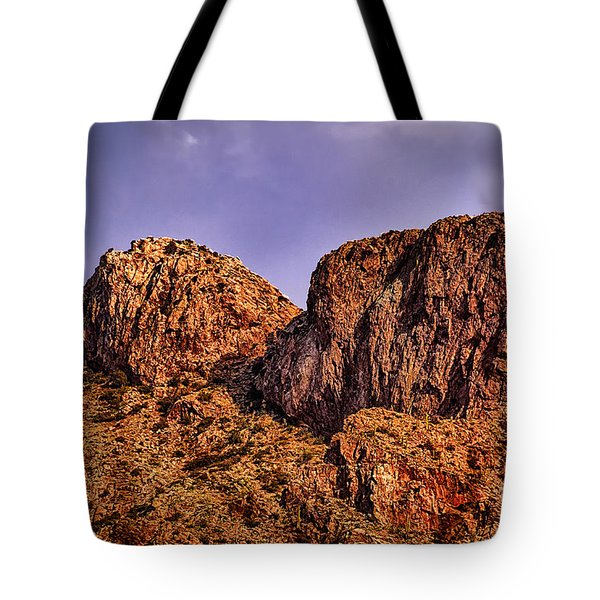 Tote Bag featuring the photograph Majestic 15 by Mark Myhaver