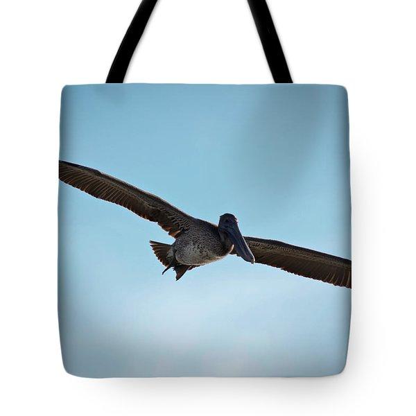 Majestic Flight Tote Bag